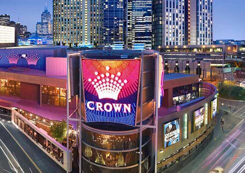 Crown Casino History