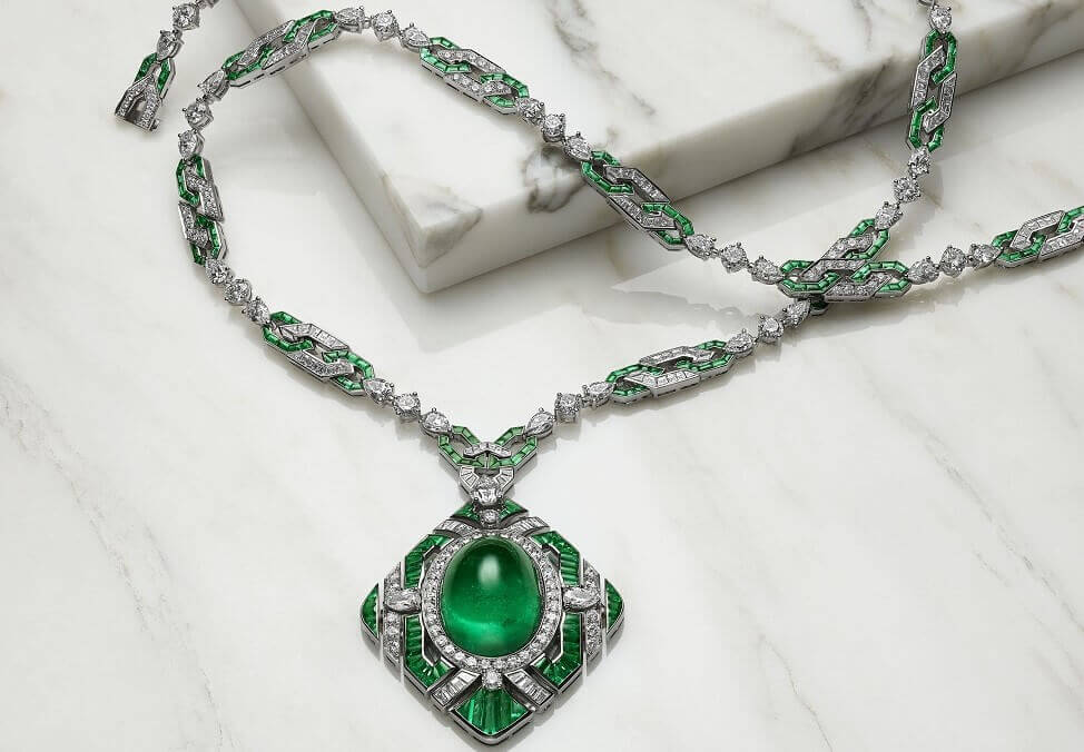 Crown Melbourne BVLGARI High Jewellery Necklace