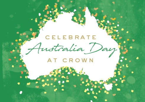 Australia Day At Crown Melbourne Whats On