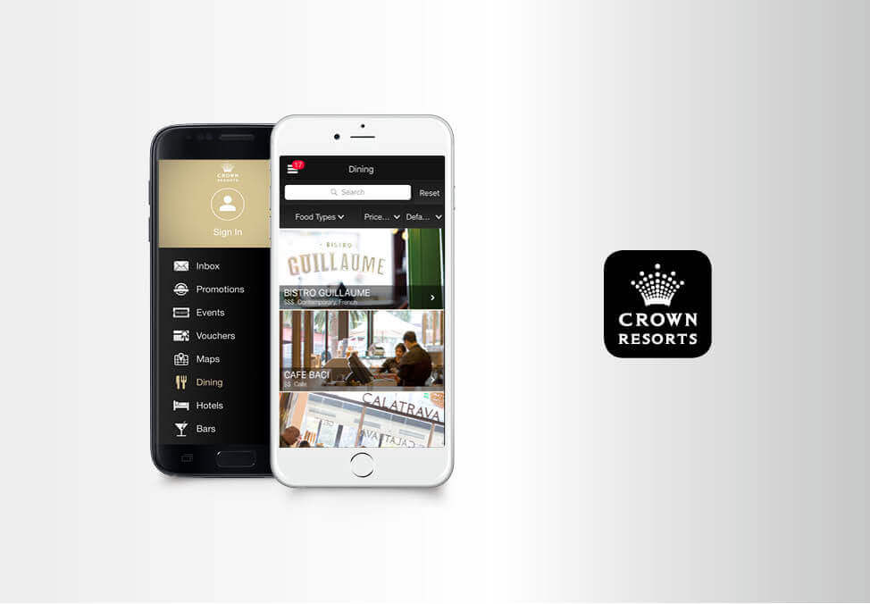 Melb General CrownMobileApp