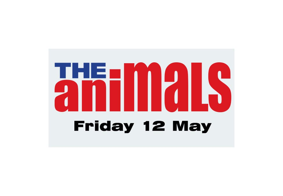 Crown Melbourne Entertainment Concerts THE ANIMALS LIVE AT THE PALMS