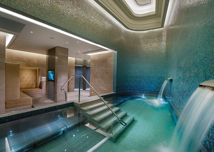 Crown Spa Melbourne