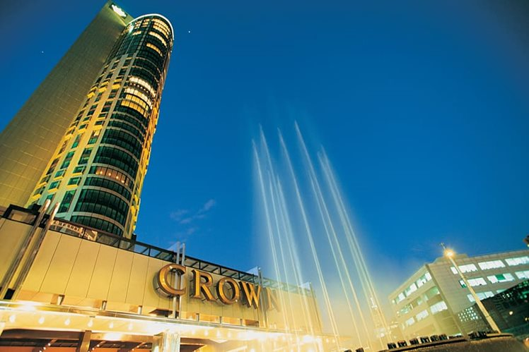 Crown Melbourne in 1997