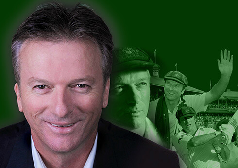 Steve Waugh In My Zone at the Palms Crown Melbourne