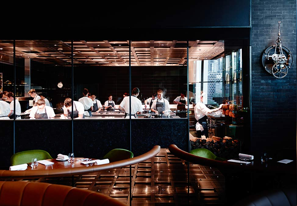 Private Dining at Dinner by Heston Blumenthal