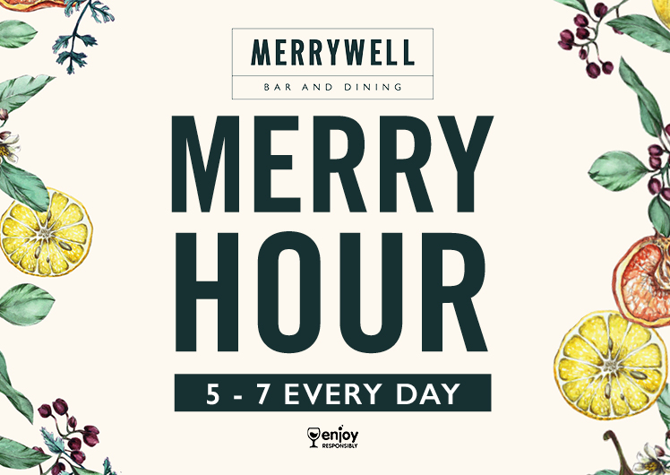 Illustration for Merry Hour at Merrywell