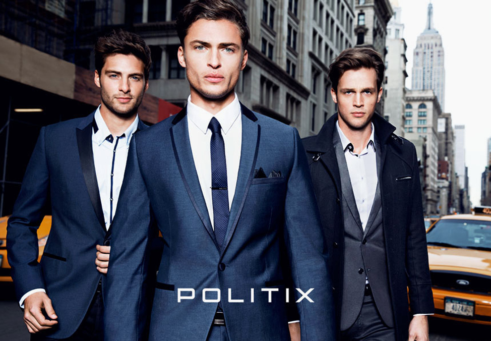 Melb Shopping Clothing Politix Suits
