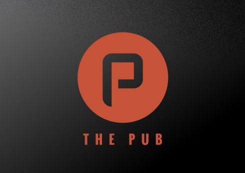 The Pub logo - Bars Crown Melbourne
