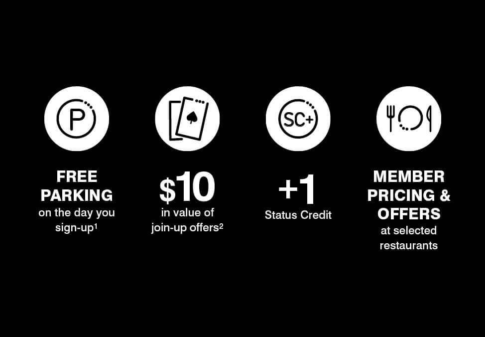 Crown Melbourne Crown Rewards Exclusive Member Only Benefits