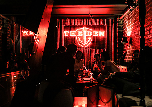 Crown Melbourne Bars The Den Winter Offer