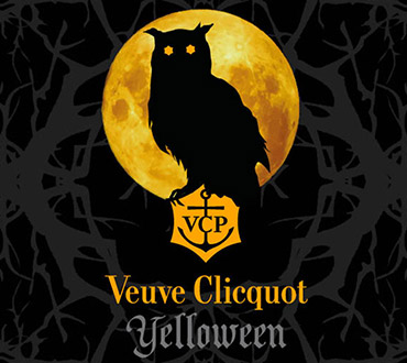 Yelloween presented by Veuve Clicquot at Club 23  - Crown Melbourne