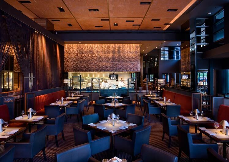 Crown Melbourne Restaurant Rockpool Bar & Grill