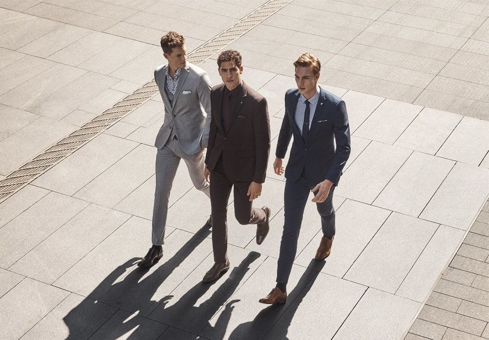 Melbourne Shopping Clothing Politix Suits