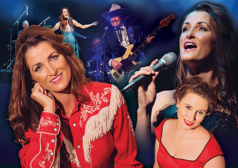 Crown Melbourne Entertainment Concerts Coal Miners Daughter
