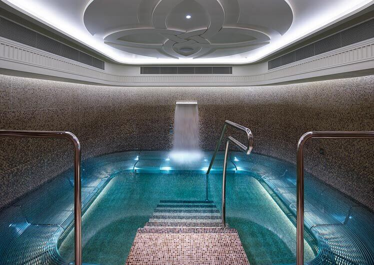 Crown Spa Melbourne Aqua Retreat