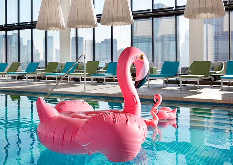 Days of Summer  at Crown Metropol Melbourne Pool