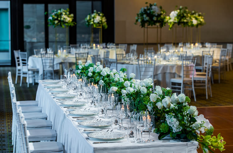 Crown Melbourne Weddings Packages