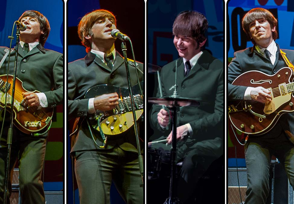 The Bootleg Beatles perform at The Palms - Crown Melbourne
