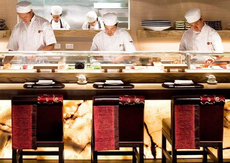 Crown Melbourne Restaurant Nobu