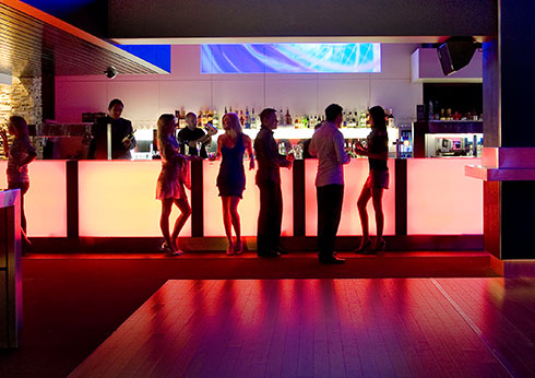 Crown Melbourne Nightclubs