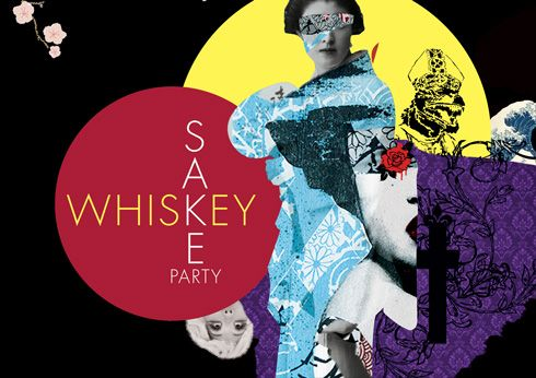 Sake and Whiskey Party
