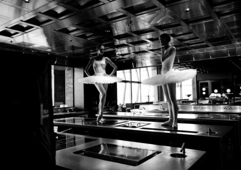 The Enchanted Lunch Dinner by Heston Blumenthal Australian ballet