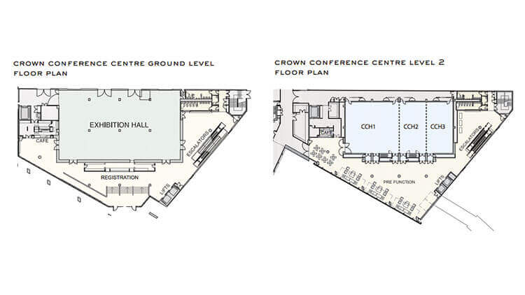 Melbourne Convention Centre Floor Plan Thefloors Co
