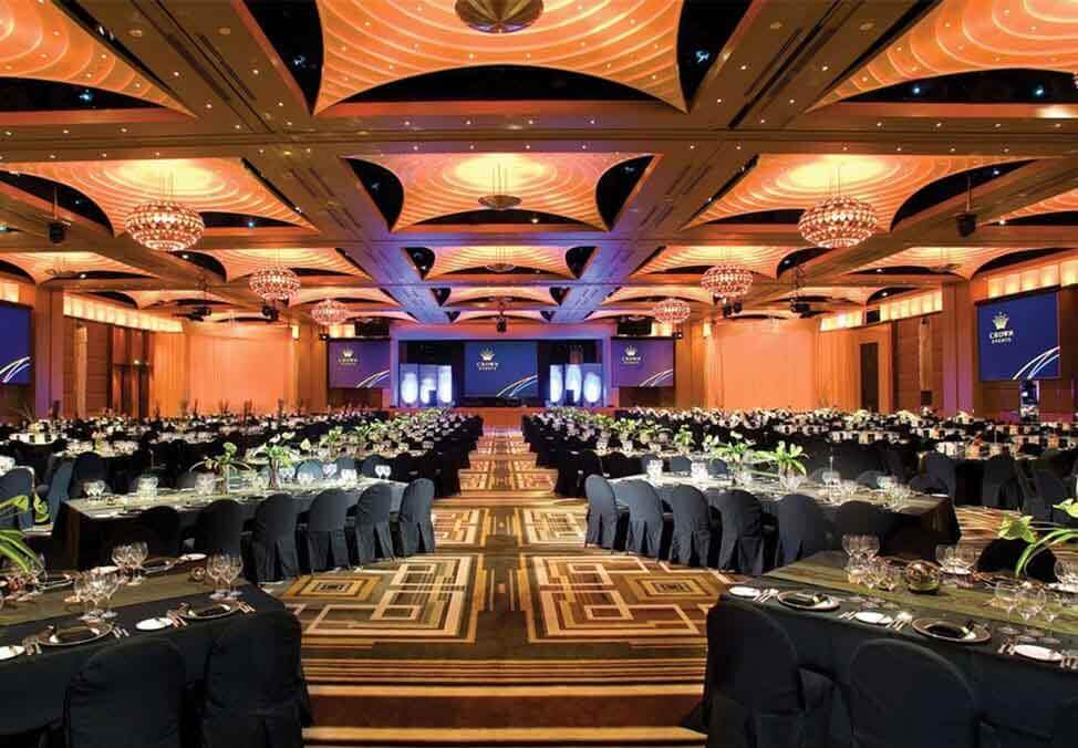 Melb EventsFunctions Offering AudioVisual Room