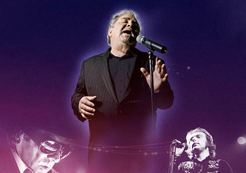 Doug Parkinson Honours Van Morrison at The Palms at Crown
