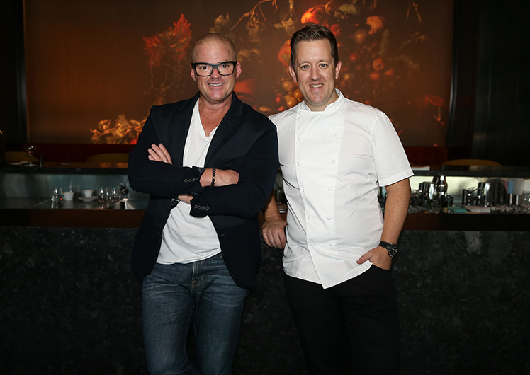 Crown Melbourne Restaurant Dinner by Heston Blumenthal