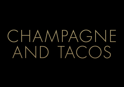 Champagne and Tacos with Piper Heidsieck at nobu