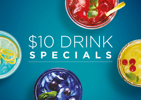Crown Melbourne Bars $10 Drink Specials After Work Drinks