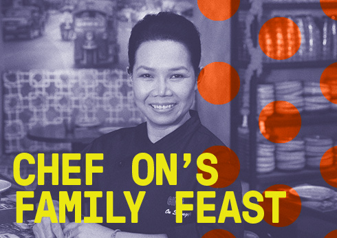 Chef On's Family Feast
