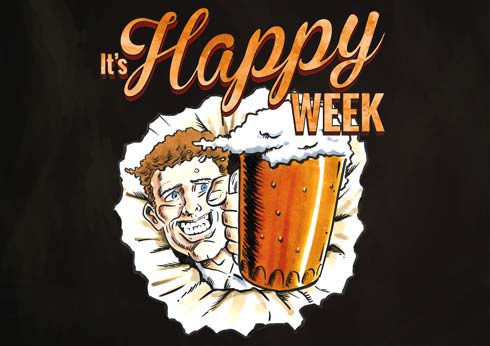 Happy Week at The Pub