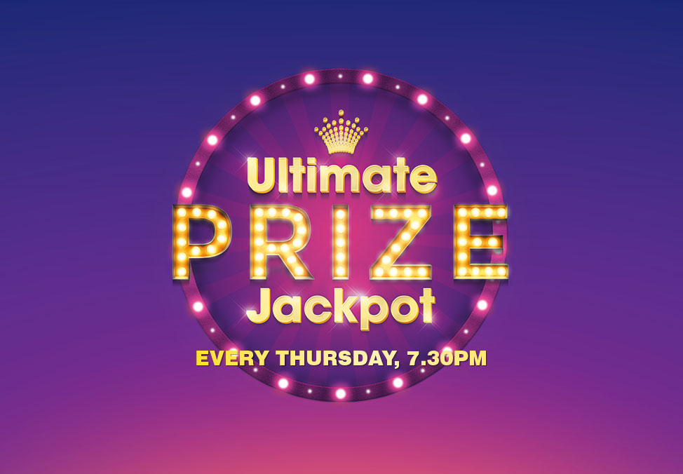 Ultimate Prize Jackpot - Casino Special Offer | Crown Melbourne