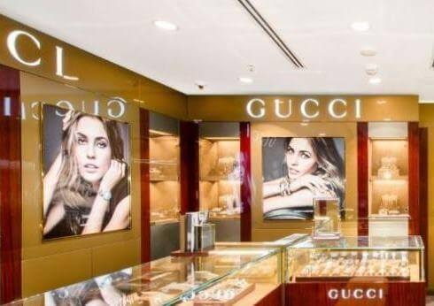 Crown Melbourne Shopping Luxury Retail Gucci at Monards