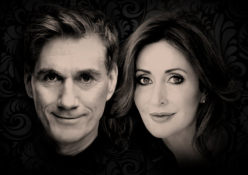Marina Prior and David Hobson | The 2 Of Us at the palms at crown melbourne