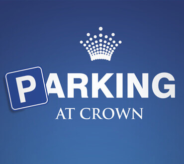 Parking at Crown