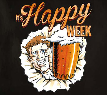 It's Happy Week every week at The Pub