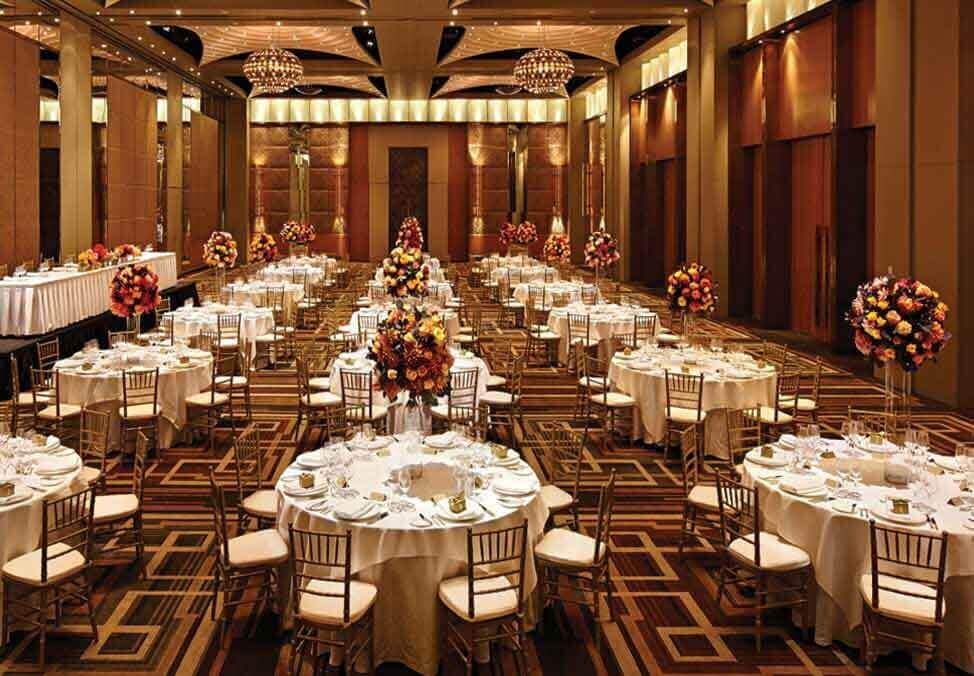 Melb EventsFunctions Venues Palladium Tables