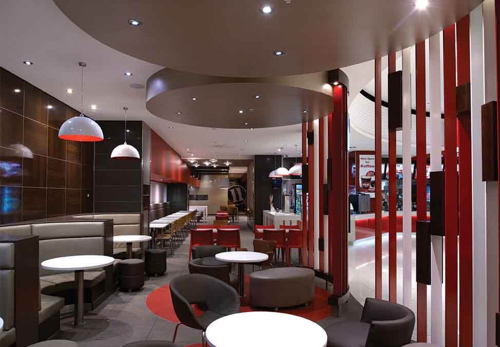 Melb Restaurants FoodCourt KFC Restaurant