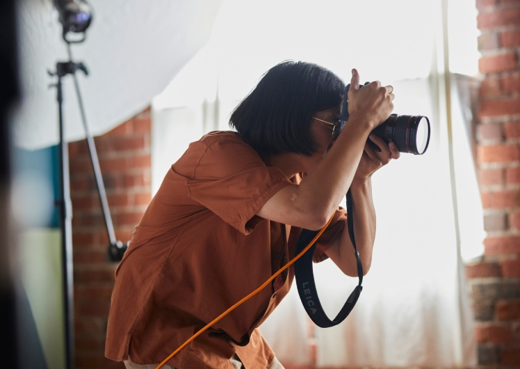 Sam Wong, Photographer