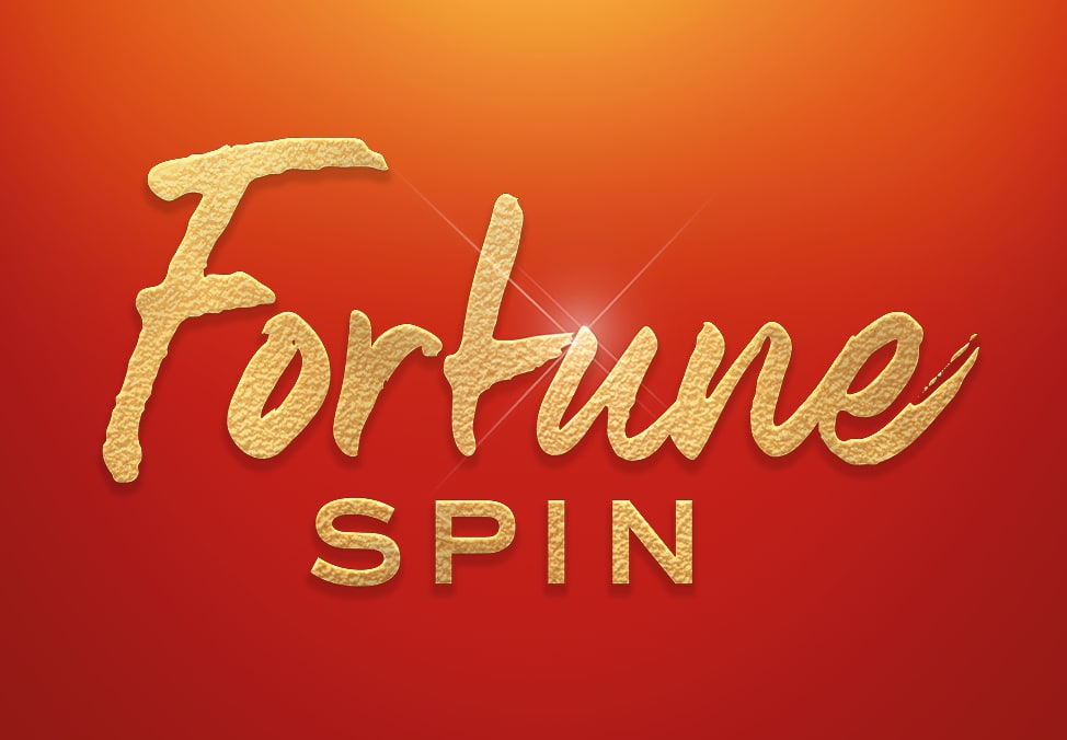 Fortune Spin Lunar New Year game at Crown Melbourne Casino for Rewards Members