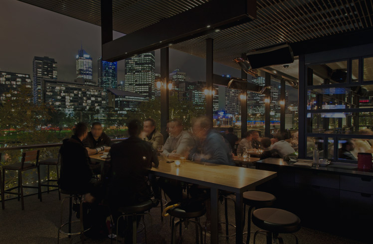 Crown Melbourne The Merrywell