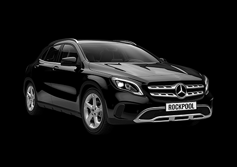 Win A Mercedes-Benz GLA 180 with Rockpool Dining Group