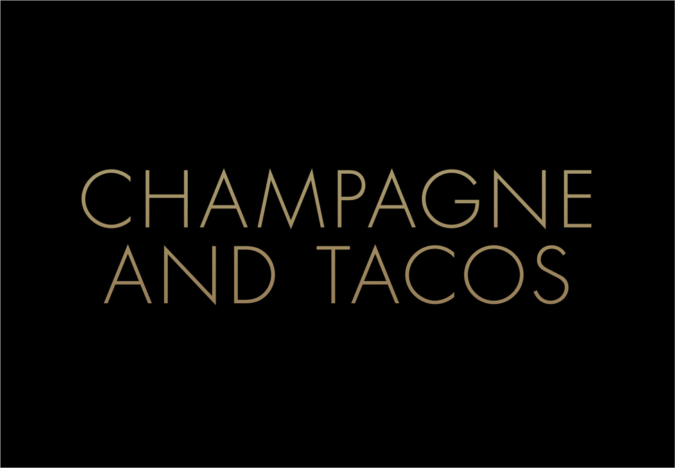 Champagne and Tacos | Nobu Crown Melbourne