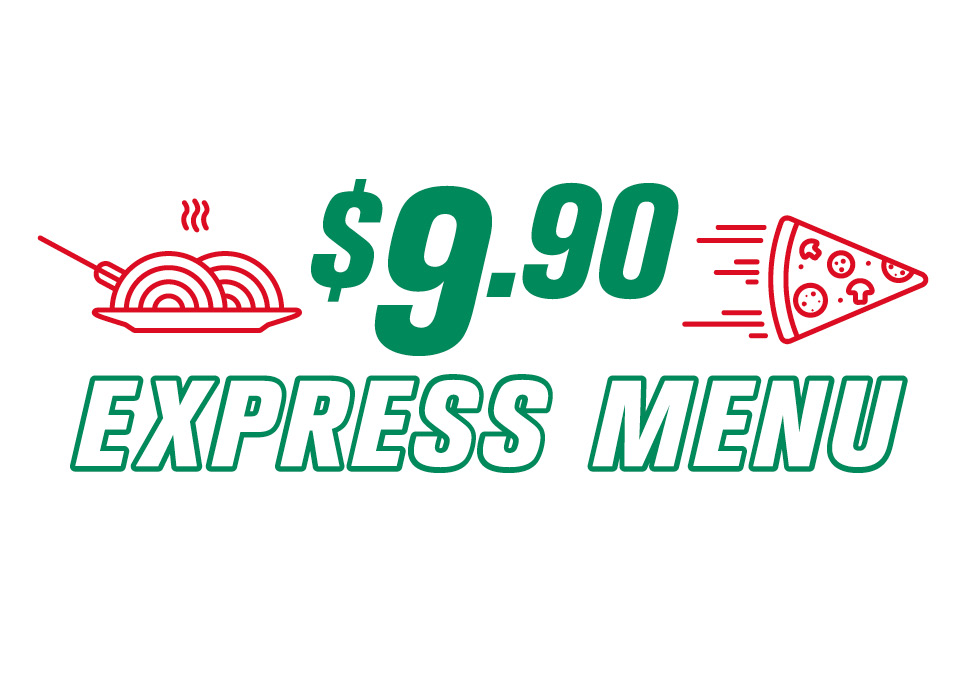 Crown Melbourne Restaurants Emporio Express Menu $9.90