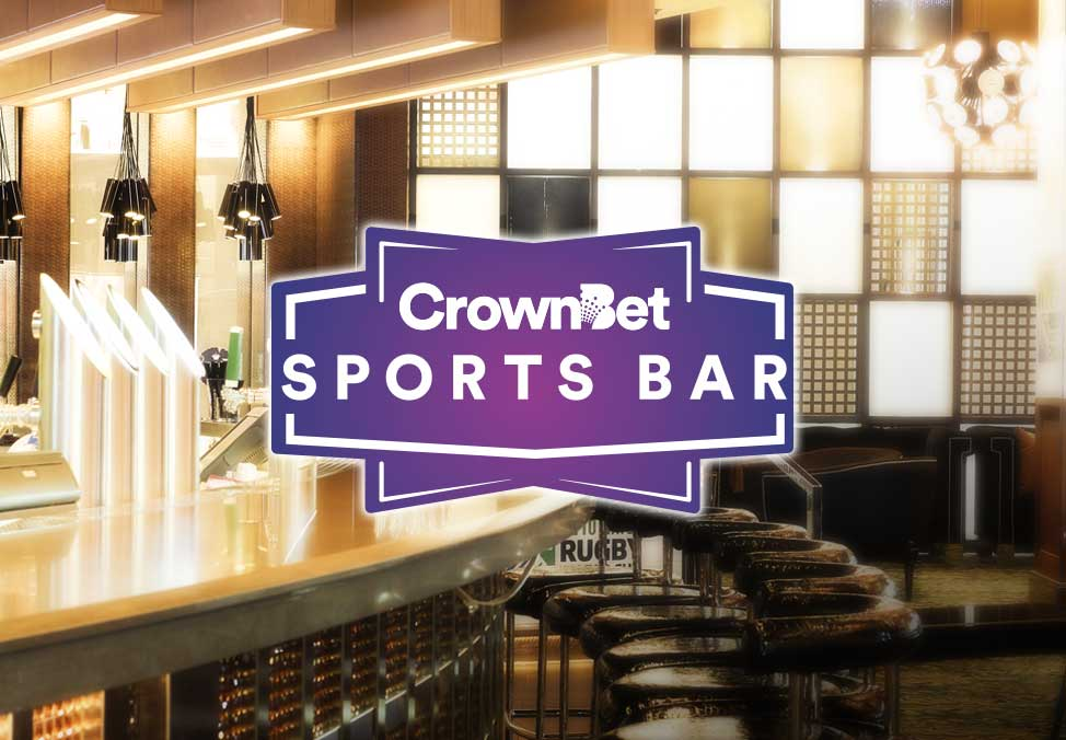 EPL & A-League - CrownBet Sports Bar | Crown Melbourne