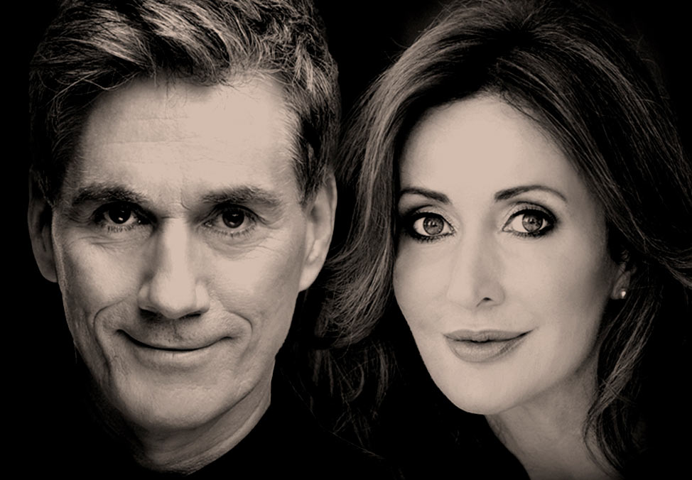 Marina Prior and David Hobson | The 2 Of Us