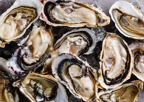 Crown Melbourne Oyster Bar and Grill $2 Oysters every Monday to Wednesday